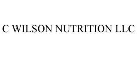 C WILSON NUTRITION LLC