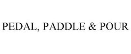 PEDAL, PADDLE & POUR
