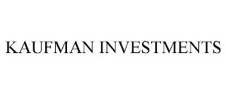 KAUFMAN INVESTMENTS