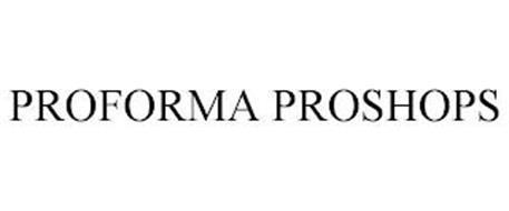 PROFORMA PROSHOPS