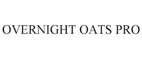 OVERNIGHT OATS PRO