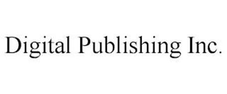 DIGITAL PUBLISHING INC.