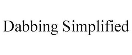 DABBING SIMPLIFIED