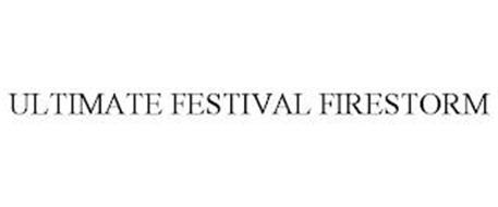 ULTIMATE FESTIVAL FIRESTORM
