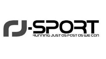 RJ-SPORT RUNNING JUST AS FAST AS WE CAN