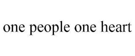ONE PEOPLE ONE HEART