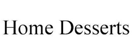 HOME DESSERTS