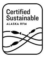 CERTIFIED SUSTAINABLE ALASKA RFM