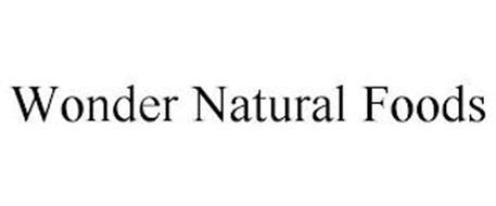 WONDER NATURAL FOODS