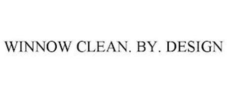 WINNOW CLEAN. BY. DESIGN