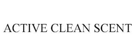 ACTIVE CLEAN SCENT