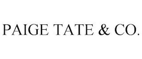 PAIGE TATE & CO.