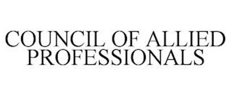 COUNCIL OF ALLIED PROFESSIONALS