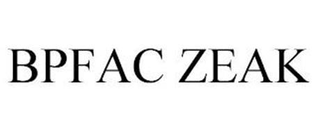 BPFAC ZEAK