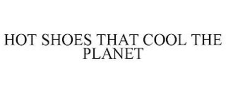 HOT SHOES THAT COOL THE PLANET