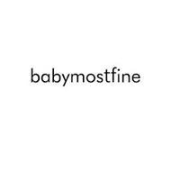 BABYMOSTFINE