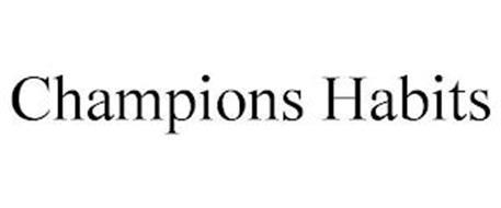 CHAMPIONS HABITS