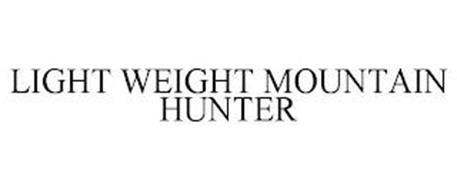 LIGHT WEIGHT MOUNTAIN HUNTER