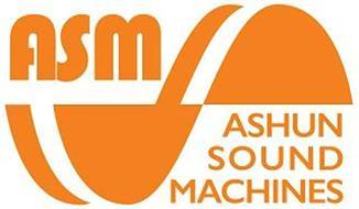 ASM ASHUN SOUND MACHINES