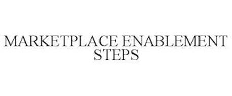 MARKETPLACE ENABLEMENT STEPS