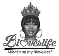 BLOVESLIFE WHAT'S UP MY BLOVELEEZ?