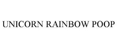 UNICORN RAINBOW POOP
