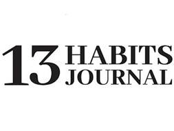 13 HABITS JOURNAL