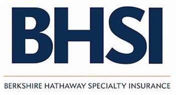 BHSI BERKSHIRE HATHAWAY SPECIALTY INSURANCE