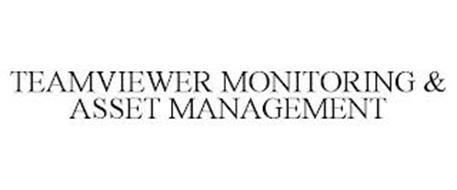 TEAMVIEWER MONITORING & ASSET MANAGEMENT