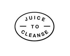 JUICE TO CLEANSE