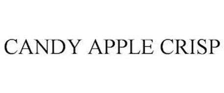 CANDY APPLE CRISP