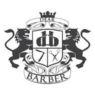 DEAR D B BARBER