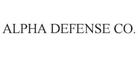 ALPHA DEFENSE CO.