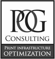 POG CONSULTING PRINT INFRASTRUCTURE OPTIMIZATION