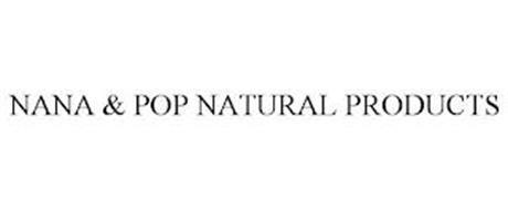 NANA & POP NATURAL PRODUCTS