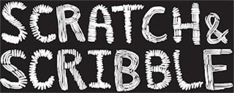 SCRATCH & SCRIBBLE