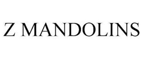 Z MANDOLINS
