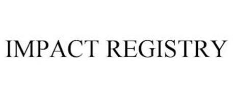 IMPACT REGISTRY