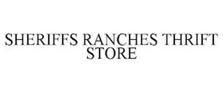 SHERIFFS RANCHES THRIFT STORE