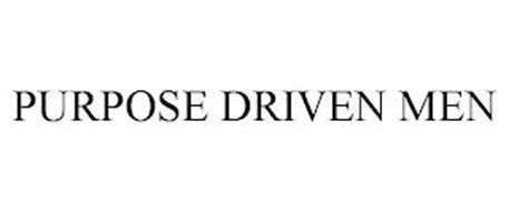 PURPOSE DRIVEN MEN