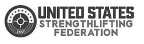 USSF UNITED STATES STRENGTHLIFTING FEDERATION
