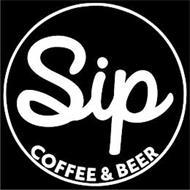 SIP COFFEE & BEER