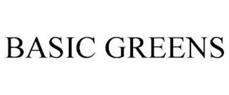 BASIC GREENS