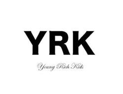 YRK YOUNG RICH KIDS