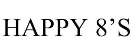 HAPPY 8'S