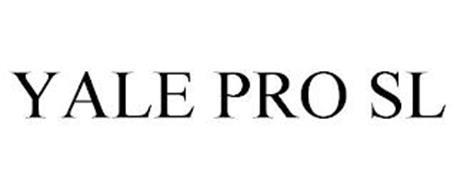 YALE PRO SL