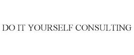 DO IT YOURSELF CONSULTING
