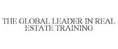 THE GLOBAL LEADER IN REAL ESTATE TRAINING