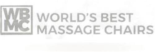 WBMC WORLD'S BEST MASSAGE CHAIRS