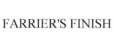 FARRIER'S FINISH